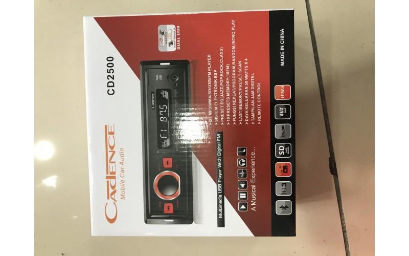 CADENCE CD2200 BLUETOOTH AUX USB SD KARTOTO TEYP