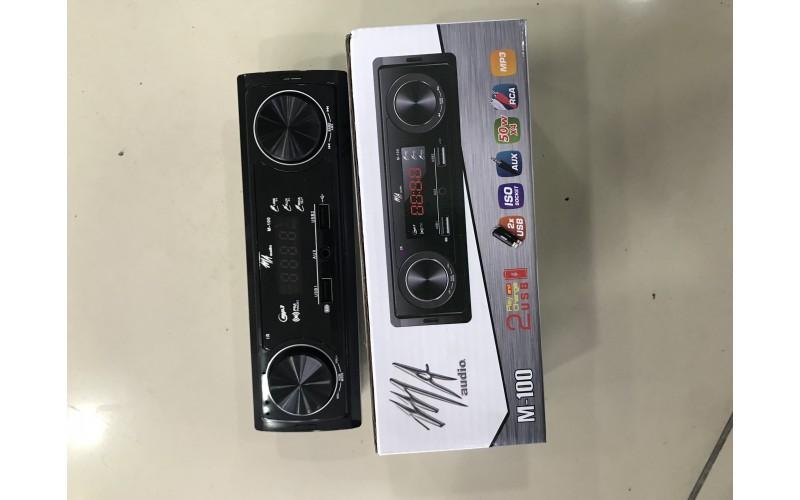 Ma audio M-100 USB AUX OTO TEYP