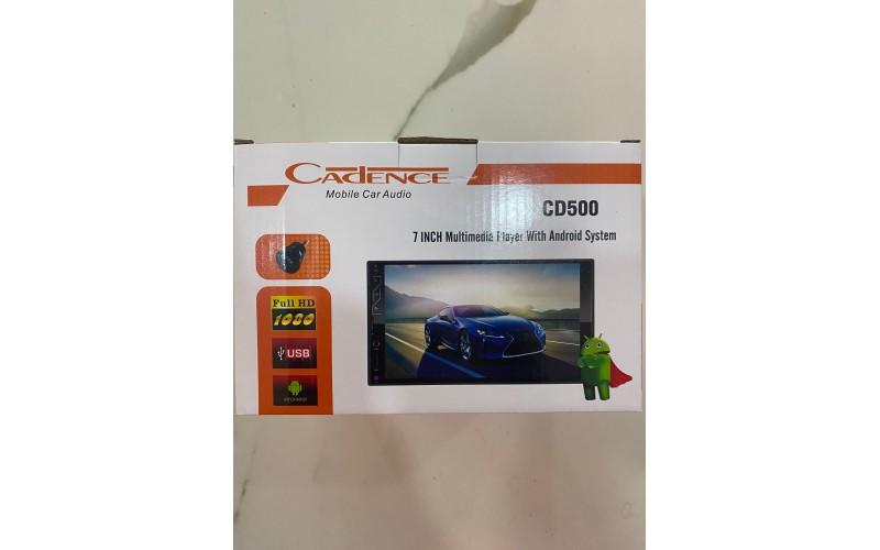 Cadence Cd-500 7 İnç Android Double Ekra