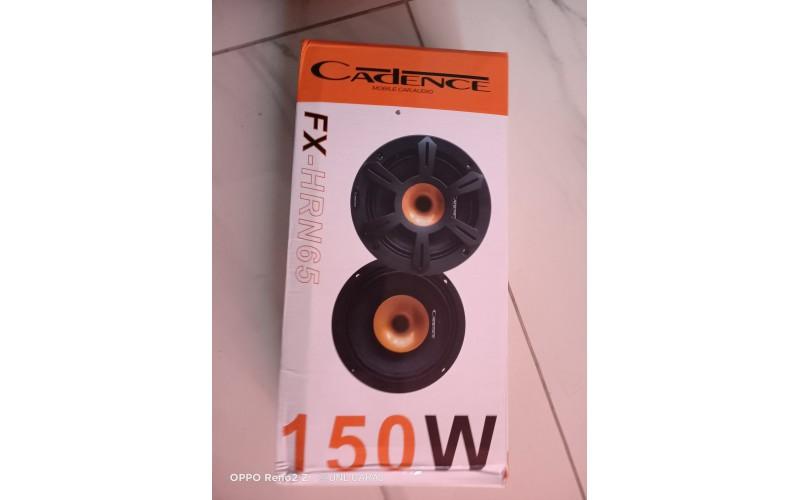 CADENCE FX HRN 65 16 cm TWETTER Lİ MİDRANGE